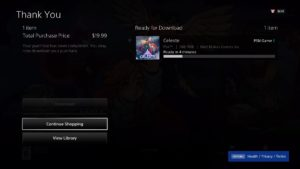 PS4 北米アカウント