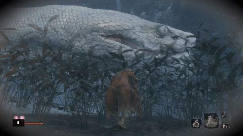 SEKIRO 白蛇
