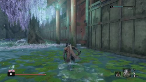 SEKIRO 源の宮