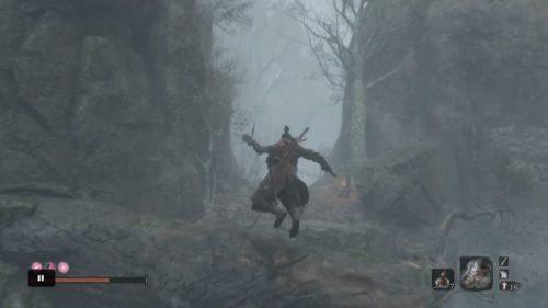 SEKIRO 霧
