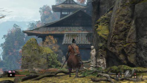 SEKIRO 仙峯寺本堂