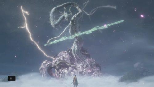 SEKIRO 桜竜