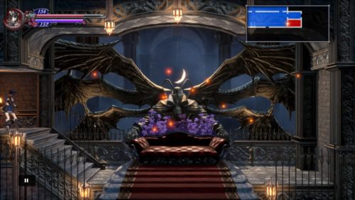 Bloodstained エントランス