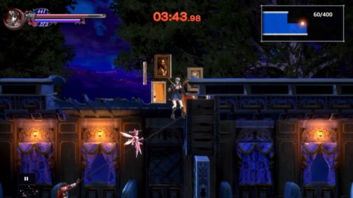Bloodstained 魔が駆ける橋梁