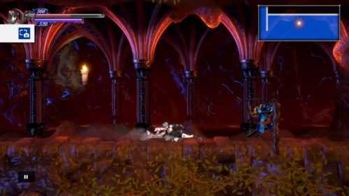 Bloodstained アクセラレイター
